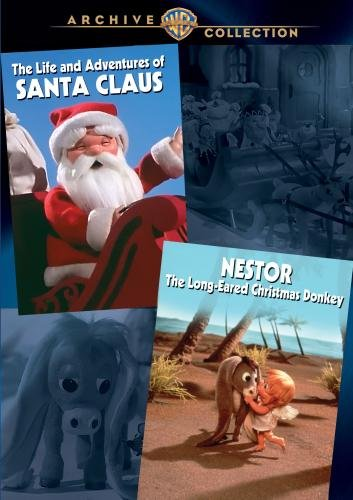 (Life And Adventures Of Santa Claus/Nestor The Christmas Donkey (Double Feature))