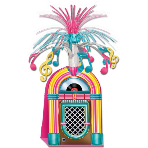 (Jukebox Centerpiece Party Accessory (1 count))