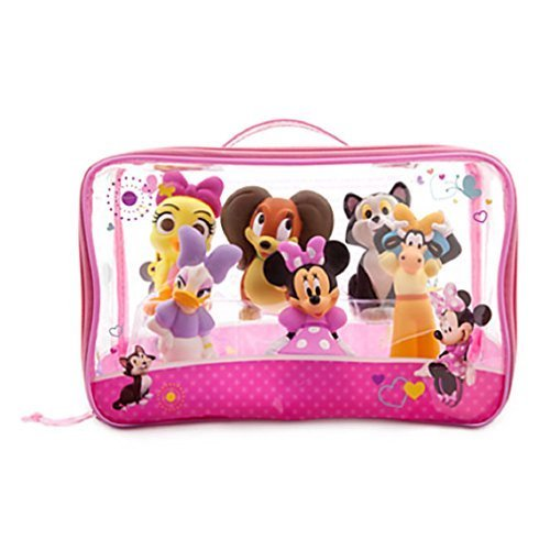 Disney - Minnie Mouse and Friends Bath Toy Set for Baby - New]()