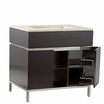Charmant American Standard 9205.024.339 Studio Vanity, Contemporary Style, Espresso
