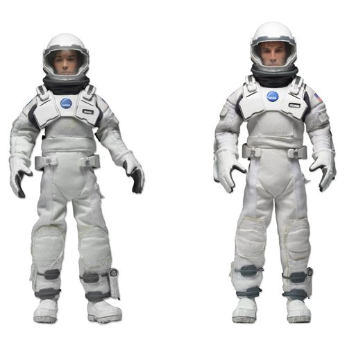 "NECA Interstellar 8"" Clothed Action Figure (2-Pack)"