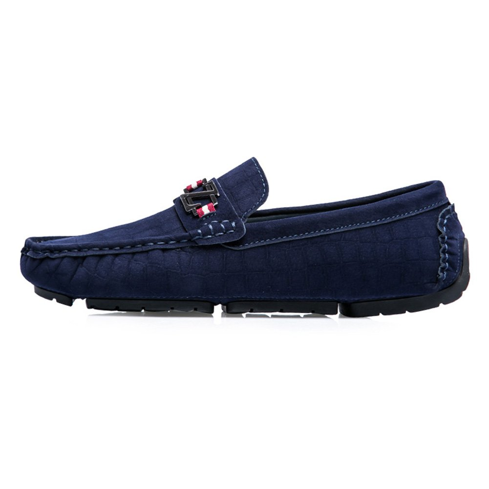 WQX Mens Loafers Fashion Dress Shoes Classic Modern Formal Business Shoes