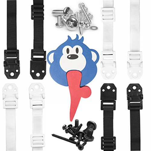 safety-straps-set-of-8-for-flat-screen-tvs-and-furniture-1-gift-door-stopper-included-best-baby-and-