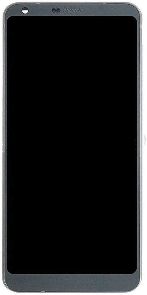 FURUMO Black Color : Color1 NA Replacement LCD Display +Touch Screen for LG LCD Screen and Digitizer Full Assembly with Frame for LG G6 // H870 // H870DS // H872 // LS993 // VS998 // US997