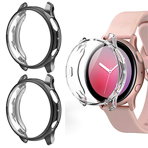 3 fundas para reloj Samsung Watch Active 2 44mm (3 unidades)