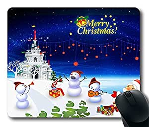 Design Christmas Wallpapers Hq Mouse Pad Desktop Laptop Mousepads Comfortable Office Mouse Pad Mat Cute Gaming Mouse Pad by runtopwell