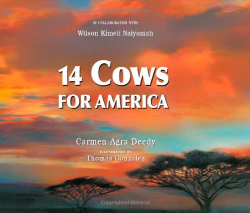 14 Cows for America by Peachtree Publishers (Image #3)