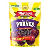 Premium Pitted Dried Prunes Sweet And Savory Flavor, 18 Oz