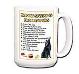 Belgian Sheepdog Property Laws Coffee Tea Mug 15 oz Funny