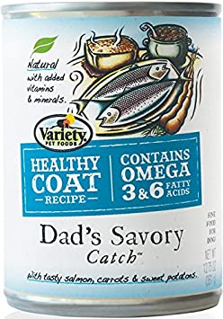 Homestyle Recipes Plus, Dad S Savory Catch, 12 12.75-Ounce Cans, Natural Dog Food Pack Of 12