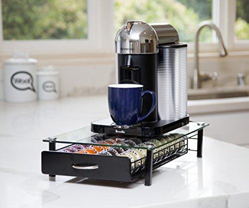 Insight Nespresso Vertuoline Coffee Pod Holder Holds 40