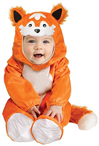 Baby Fox Baby Infant Costume (Fox 8 Halloween Costumes)