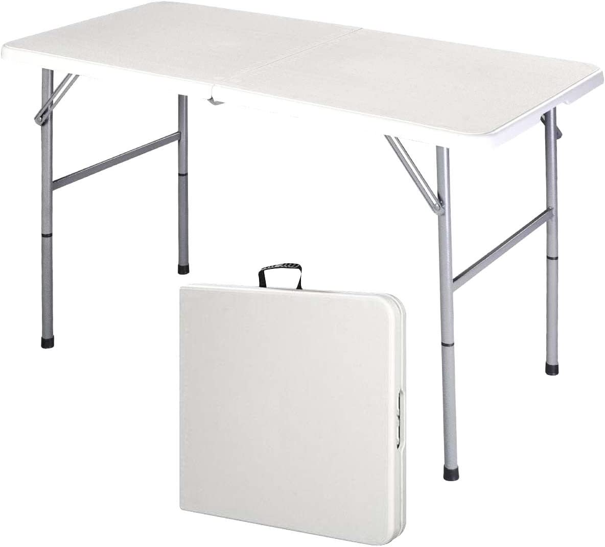 - Amazon.com: Supremus 4 Ft. Folding Table, Portable, High Utility