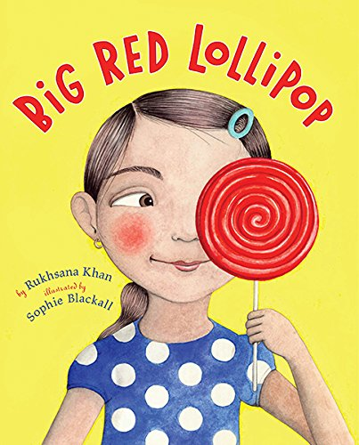 Big Red Lollipop ()