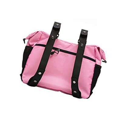 Amazon.com: Capezio B30 rosa lona Convertible bolsa bolsa de ...