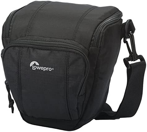 Lowepro Toploader Zoom 45 AW II Borsa da spalla Nero