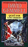 Quest for Lost Heroes, David Gemmell, 0345379047