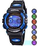 Best Kids Watches - Kid Watch For Child Boy Girl LED Multi Review