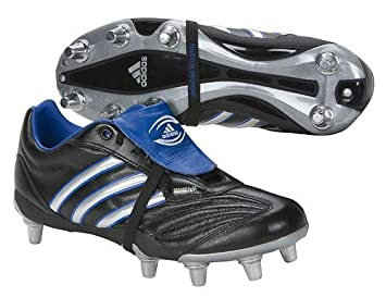 finest selection 87e61 ecbbd Image Unavailable. Image not available for. Colour  ADIDAS FLANKER IV WF RUGBY  BOOTS ...