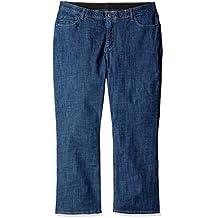 Riders by Lee Indigo womens petite-plus-size Plus-Size Slender Stretch Skinny Jean