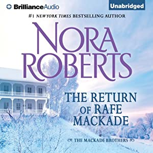 The Return of Rafe MacKade Audiobook