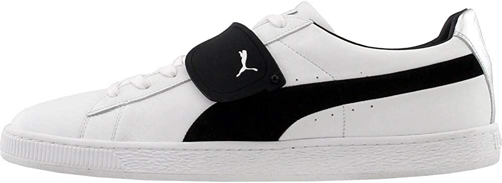 Puma Select X Karl Lagerfeld Suede Classic Baskets pour homme White Black