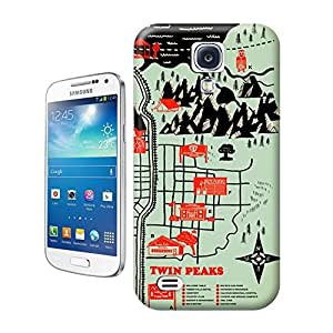 Unique Phone Case Famous artwork Twin Peaks Hard Cover for samsung galaxy s4 cases-buythecase