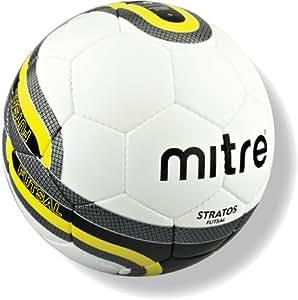Mitre Futsal Stratos Futsal Ballon de football Blanc Taille 4