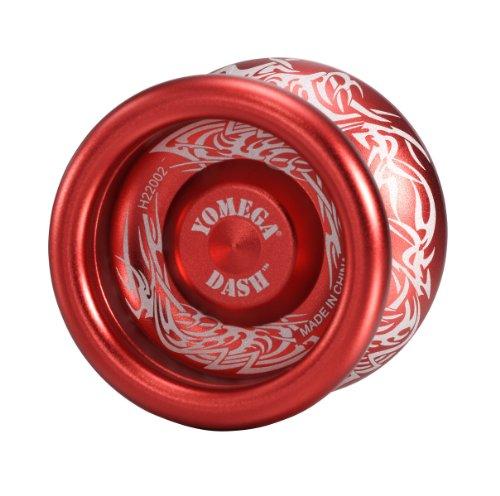 Yomega Dash High Performance Aluminum Yo-yo (Colors May Vary)