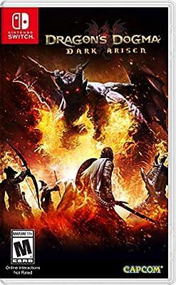 Dragon's Dogma : Dark Arisen For Nintendo Switch NS (English