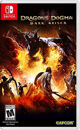 Dragon's Dogma: Dark Arisen - Nintendo Switch 1