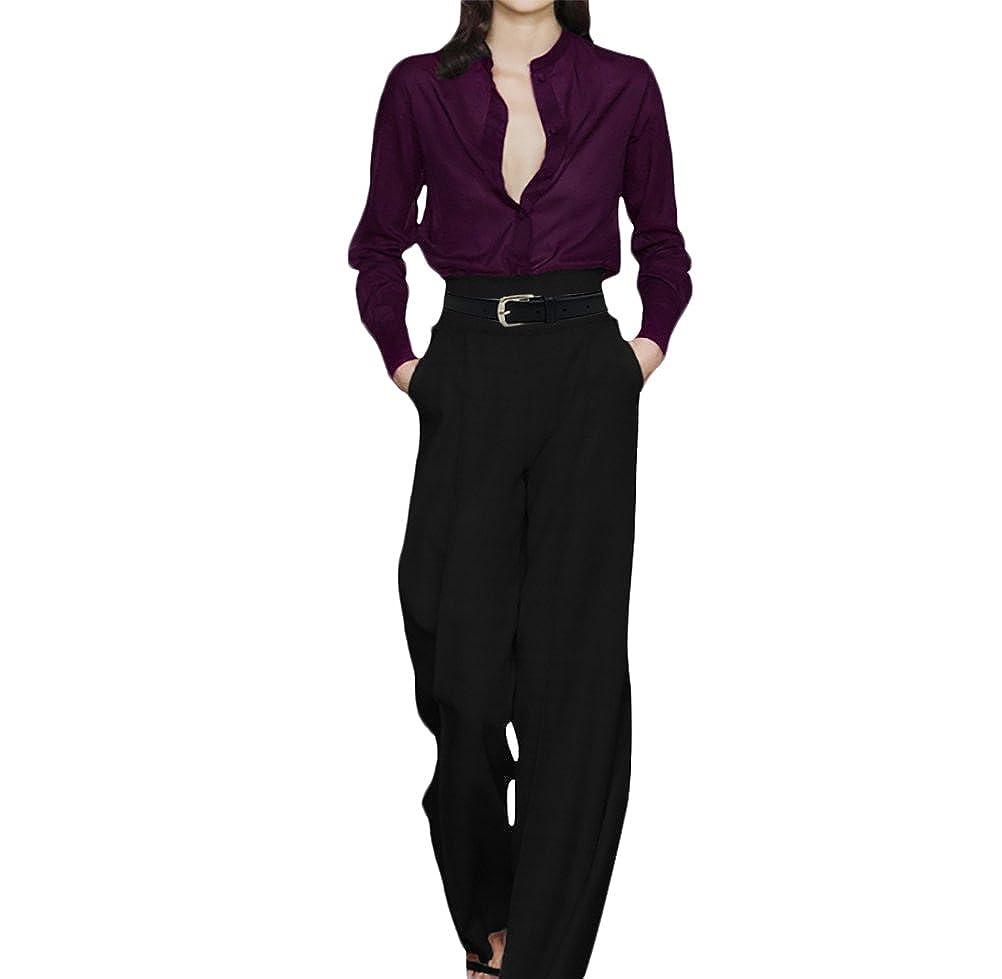 Cintura in pelle da donna classica da donna in nero 8 taglie