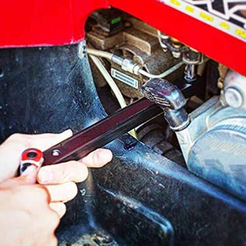 FzJs-J-in Universal Extension Wrench Outils de Bricolage pour pi/èces de Rechange Automobiles