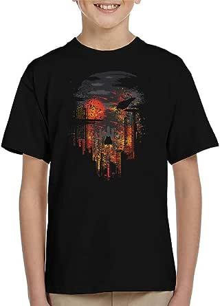 Cloud City 7 Evacuate Earth Kid's T-Shirt