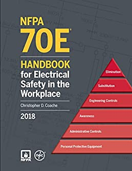 2018 nfpa 70e handbook for electrical safety in the workplace rh amazon com Landscaping Safety Manual Electrical Safety PDF