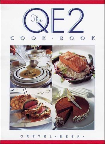 QE2 Cook Book by Beer, Gretel published by Andre Deutsch Ltd (1999)