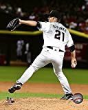 "Zack Greinke Arizona Diamondbacks 2016 MLB Action Photo (Size: 8"" x 10"")"