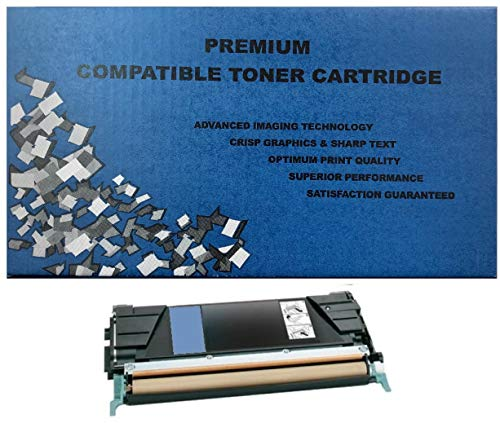 ALL CITY USA REMANUFACTURED Toner Cartridge Replacement for IBM 1634 (Cyan) Extra HIGH Yield ()