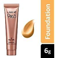 Lakme 9 to 5 Weightless Mousse Foundation, Beige Vanilla, 6g