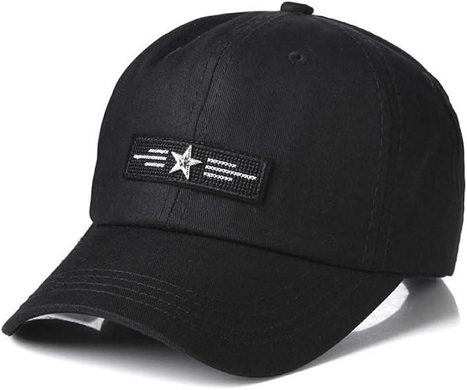 Sombrero Marca de Marea de los Hombres Gorra Negra Gorra de ...