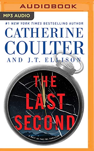Pdf Thriller The Last Second (A Brit in the FBI)