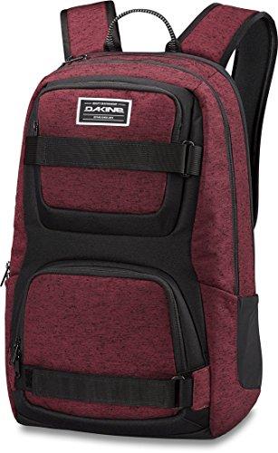 Dakine backpack Duel Pack 26 Liter new notebook Backpack , - The Bordeaux Color