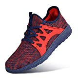 Best Gym Sneakers - MARSVOVO Men's Casual Shoes Fashion Sneakers Fly Knitted Review