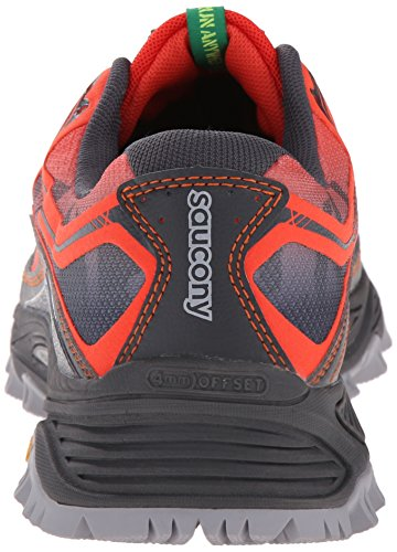 Xodus black Saucony Red 6 Men's 0 5vqxXfwxBY