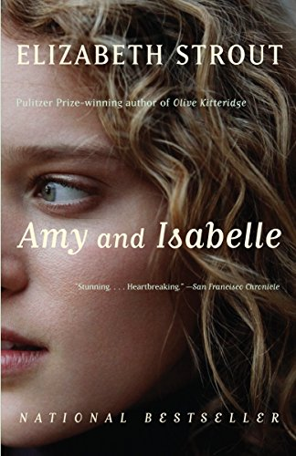 Book cover from Amy and Isabelle: A novel by Elizabeth Strout