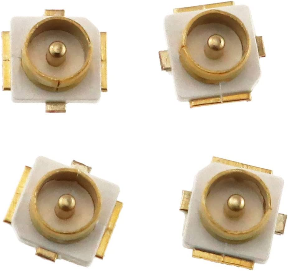 20x IPEX IPX UFL SMD SMT Solder for PCB Mount Socket Jack Female RF Connector/_ti