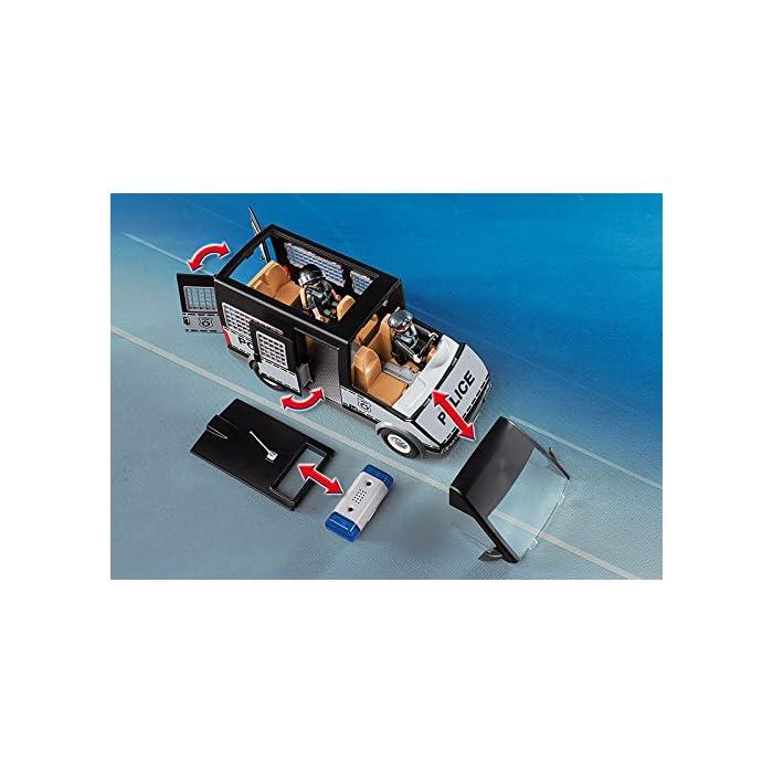 51Ctj5IoK7L https://www.youtube.com/watch?v=bLCxL8ExeSM&ab_channel=PlaymobilDeutsch Juguete educativo que fomenta el juego simbólico Fomenta creatividad e imaginación Con figuras y accesorios playmobil 60430