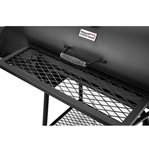 Royal Gourmet Cc1830f C Charcoal Grill Offset Smoker