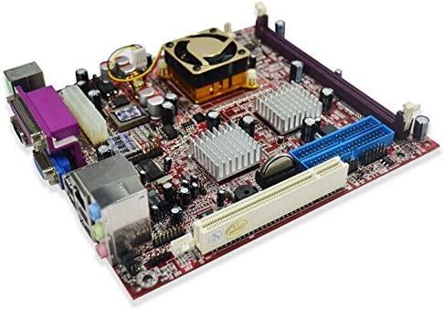 Mini-ITX tarjeta de vídeo integrada IDE interfaz de disco ...