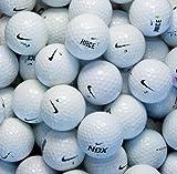 Second Chance Nike 100 Assorted Model Lake Golf Balls Grade B